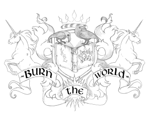 Burn-the-worldB&W